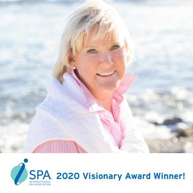 Kerstin Florian äras med ISPA 2020 Visionary Award