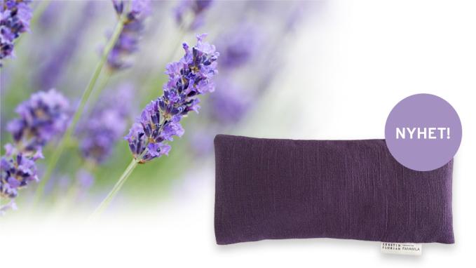NYHET! Lavender Eye Pillow