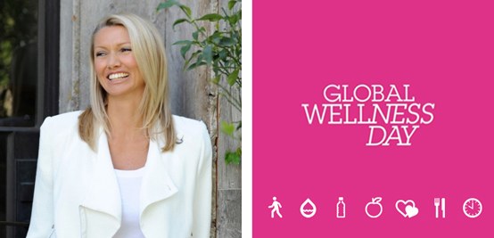 Global Wellness Day den 11 juni 2016 - till Charlene Florians minne