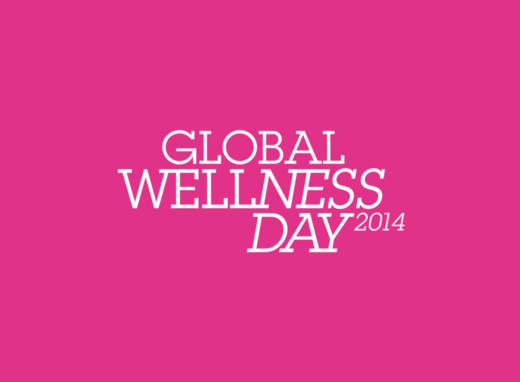 Charlene Florian på Global Wellness Day 2014
