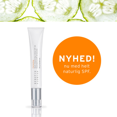 Correcting Multi-Vitamin Day Crème SPF 30 - nu med helt naturlig SPF!