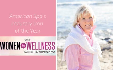 Kerstin Florian udnævnt til Industry Icon Winner!